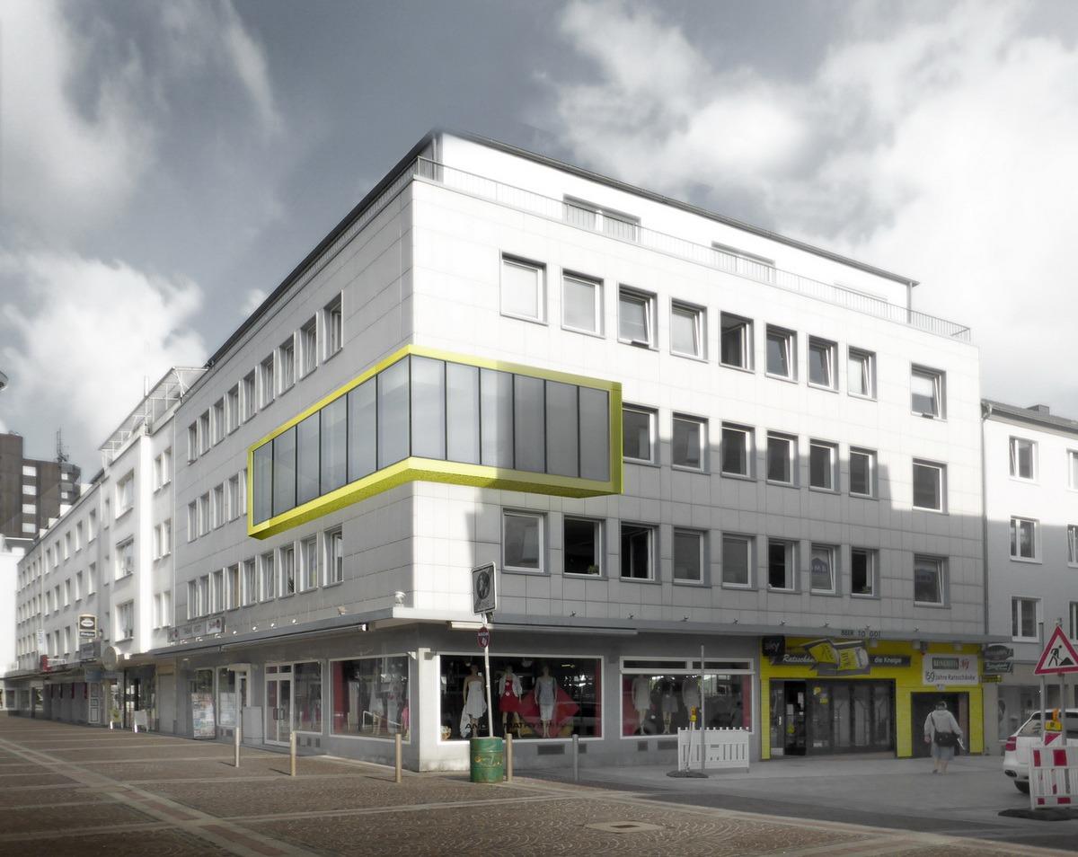 Wohnbebauung dortmund amonat architektur erftstadt for Architektur 2017