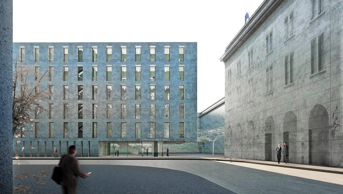 Wettbewerb b rogeb ude berlin amonat architektur for Architektur 2017